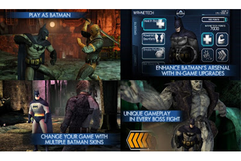 Batman: Arkham City Lockdown APK + SD DATA | Android Games ...