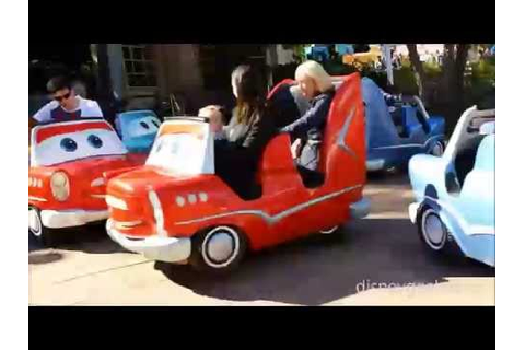[Full-Download] One-day-at-disneyland-cars-quatre-roues ...