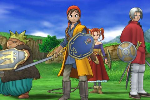 First eight Dragon Quest games coming to mobile in Japan ...
