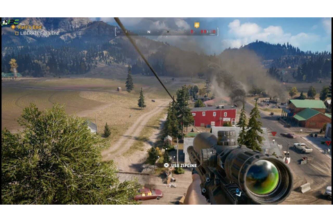 Far Cry 5 highly compressed in 500 mb by FGA (proof ...