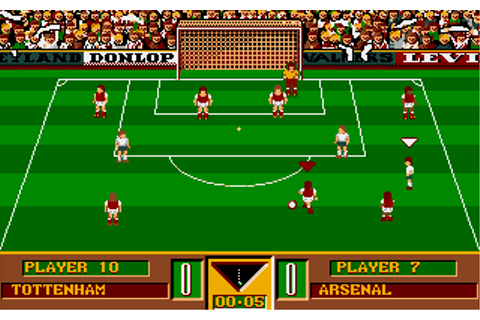 Download Gazza's Super Soccer - My Abandonware