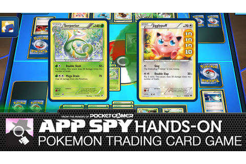 Pokemon Trading Card Game Online | iOS iPad Hands-On ...