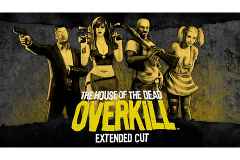 The House of The Dead Overkill - Extended Cut (PS3 ...