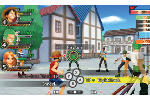 2X Gamer: ->One Piece: Romance Dawn Size Game 192 Mb