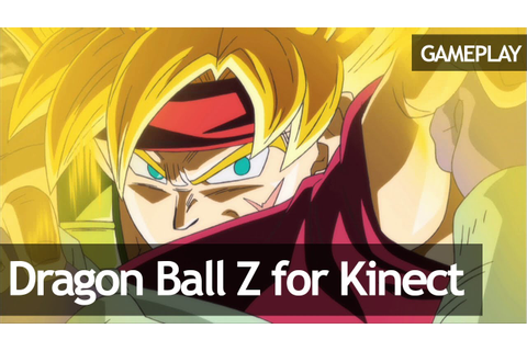 Dragon Ball Z for Kinect - Gameplay #2 - YouTube