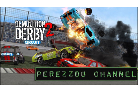 Demolition Derby 2 android game first look gameplay ...
