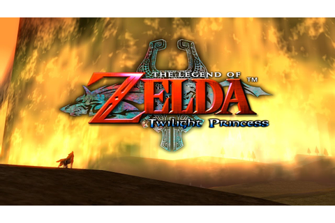 The Legend of Zelda: Twilight Princess Intro [REAL Full HD ...