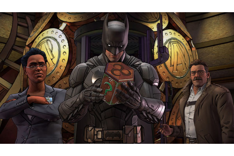 News Batman: The Enemy Within