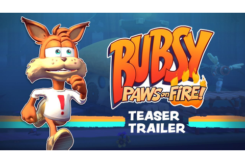 Bubsy: Paws on Fire Has Been Announced for PC, PS4, and ...