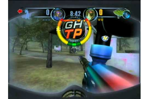 Greg Hastings' Tournament Paintball Max'd Xbox Gameplay ...