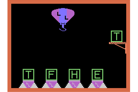 Learning with Leeper by Sierra On-Line - ColecoVision ...