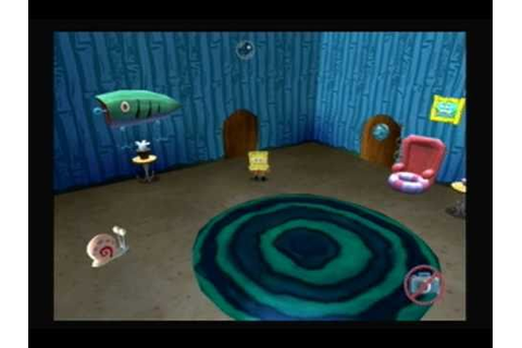 SpongeBob SquarePants: Revenge of the Flying Dutchman (GCN ...