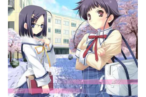 Da Capo II (Visual Novel PC Game) - 1st OP - YouTube