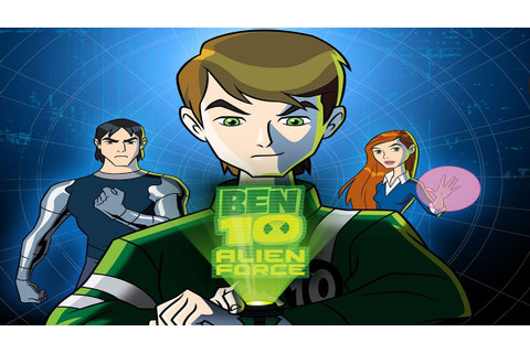 Ben 10 Alien Force Walkthrough Complete Game - YouTube