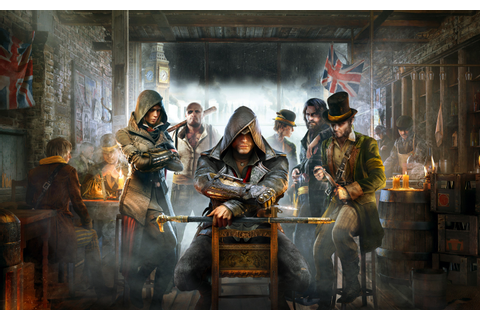 Assassins Creed Syndicate Game 2, HD Games, 4k Wallpapers ...
