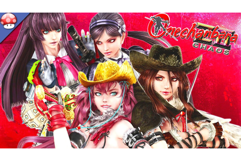 Onechanbara Z2 Chaos - PC Gameplay (Full HD 1080p 60fps ...