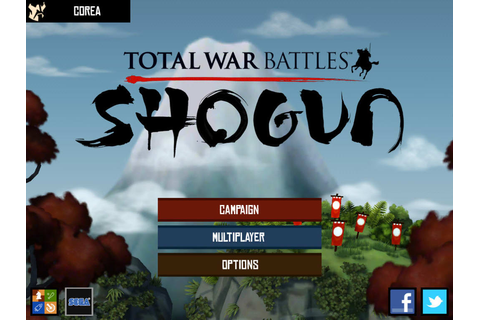 Total War Battles: Shogun for iPhone - Download