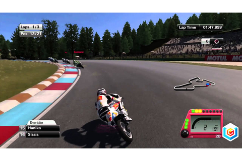MotoGp 14 Gameplay Trailer (PC, PlayStation 3, Xbox 360 ...