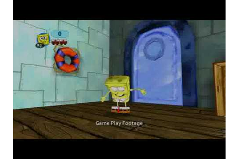 SpongeBob's Truth or Square Official video game trailer ...