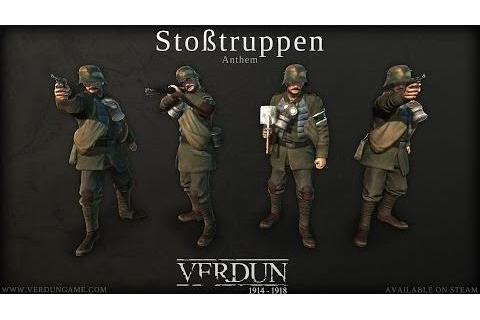 Video - Verdun - Stoßtruppen Squad Anthem | Verdun Wiki ...