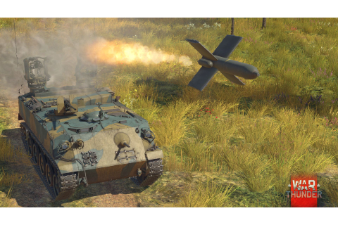 New Content Update for War Thunder: 1.67, Assault