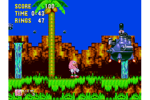 Sonic & Knuckles + Sonic the Hedgehog 3 (World) ROM