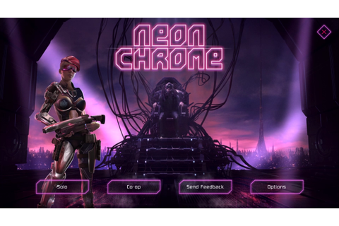 Review: Neon Chrome's gameplay is worth your money and the ...