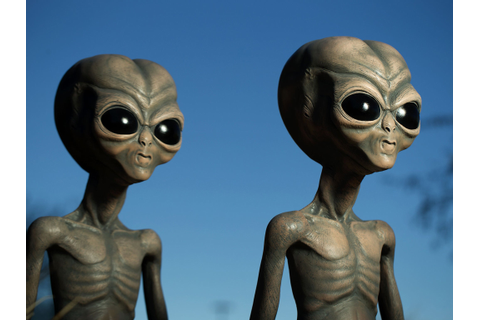 World UFO Day: There's life out there but it will not be ...