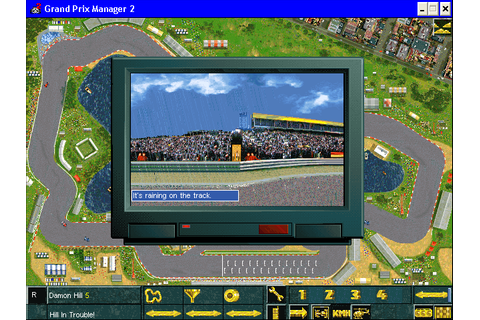 Grand Prix Manager 2 Screenshots for Windows - MobyGames