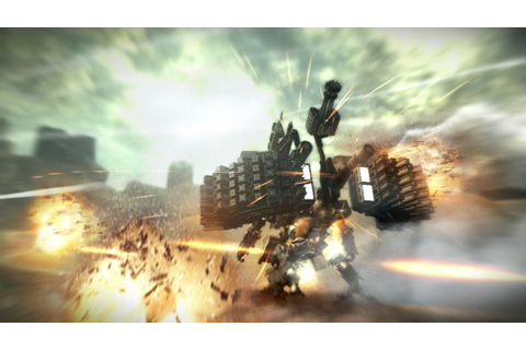 First 30 Minutes: Armored Core V [XBOX360/PS3] Part 1/2 ...