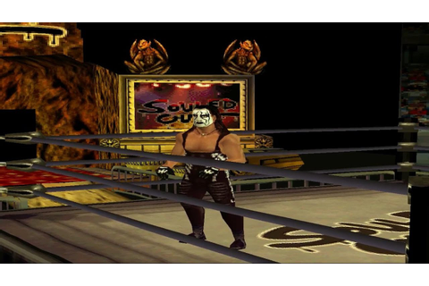 WCW Mayhem - Quest For The Best Mode With Sting - Part 1 ...