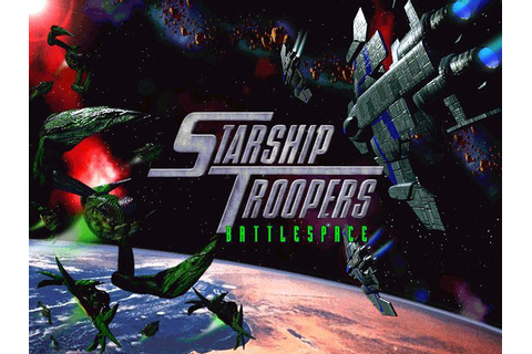 Starship Troopers: Battlespace for Windows (1998) - MobyGames