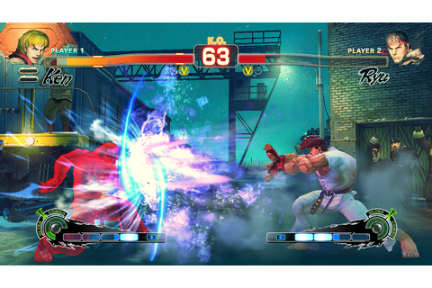 Ultra Street Fighter IV Download Game