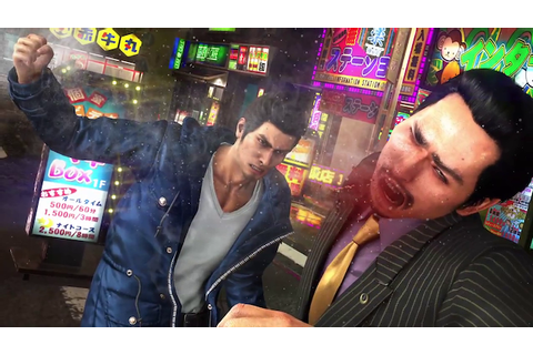 Yakuza 6 Demo Releases Today and It's Massive - GameRevolution