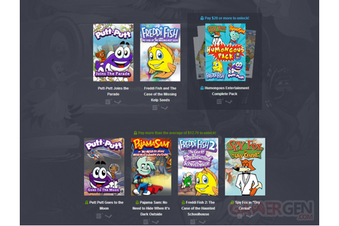Humble Bundle Flash : retour en enfance - GAMERGEN.COM