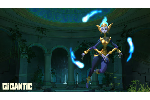 GIGANTIC - MOBA Game Announcement Trailer and Images | The ...