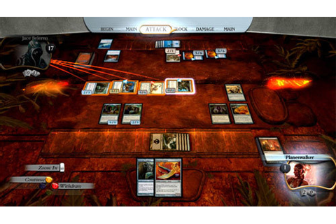 Magic Planeswalkers Duels Spill Over To PC, PS3 | Kotaku ...