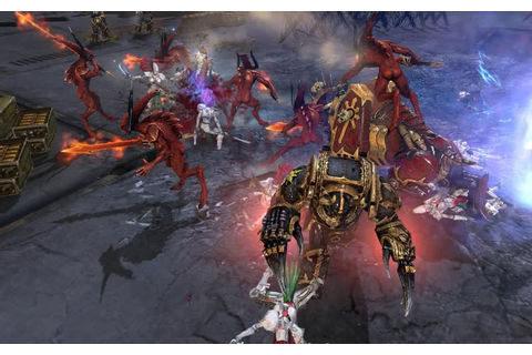 Warhammer 40000: Dawn Of War 2 - Chaos Rising Reviews and ...