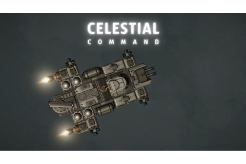 Celestial Command Free Download (Update 0.671)