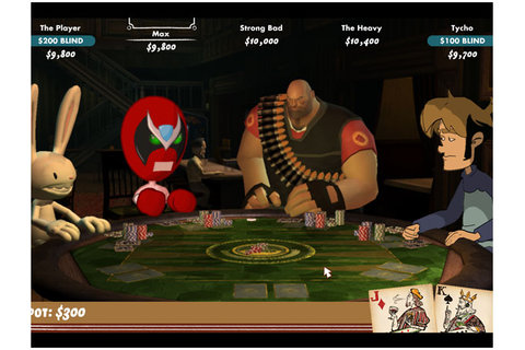 Crapturret94's Gaming Blog: Poker Night at the Inventory ...
