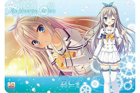 Da Capo 4 Arisu Sagisawa Card Game Character Rubber Play ...