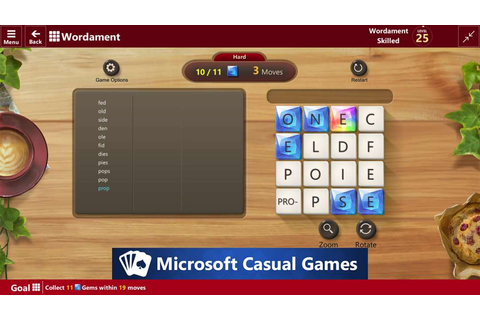 Microsoft Ultimate Word Games вышла на Windows 10 и Mobile