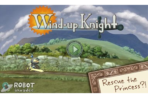 Wind-up Knight | Feirox