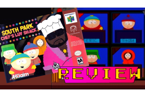South Park: Chef's Luv Shack - Review - YouTube