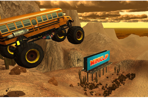 Monster Trucks Nitro Windows, Mac, Flash, iOS, iPad game ...