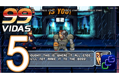 99Vidas The Game PC Walkthrough - Part 5 - Local Campaign ...
