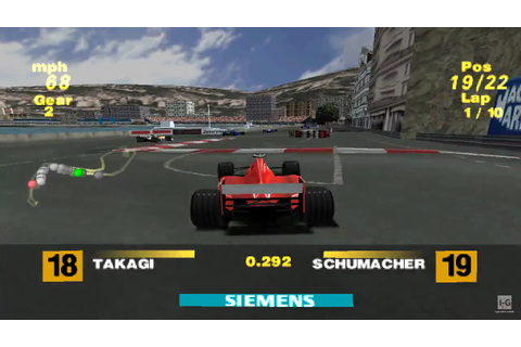Formula One 99 Download Game | GameFabrique