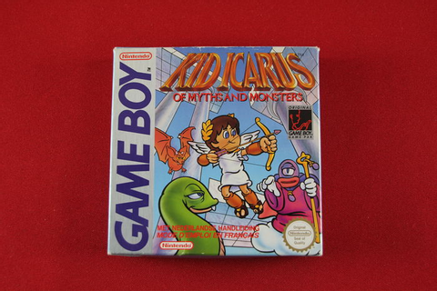 Kid Icarus: Of Myths and Monsters | Nintendo Game Boy ...
