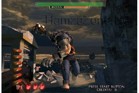 The House Of The Dead 2 PC Game Compressed Free Download ...