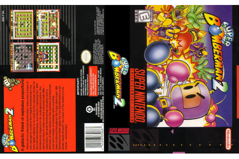 Gamer Labels: Super Bomberman 2